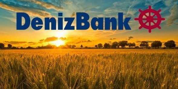Denizbank çiftçi kredisi