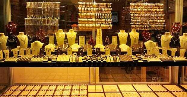 İstanbul'da Altın Satışı Yapan Kuyumcular
