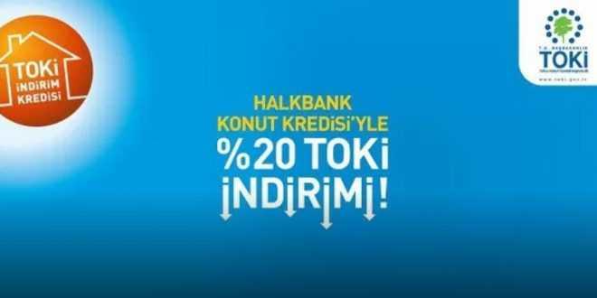 halkbank toki indirim kampanyasi 2018 660x330 - Halkbank İndirimli TOKİ Konut Kredisi Fırsatı
