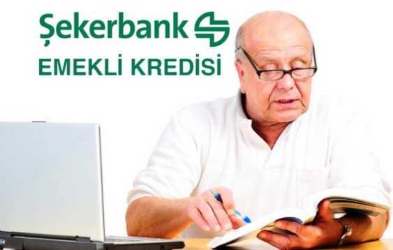 şekerbank-emekli-kredisi