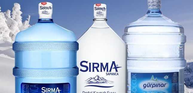 damacana - Damacana Su Bayiliği Veren 10 Firma ve Şartları (2019)