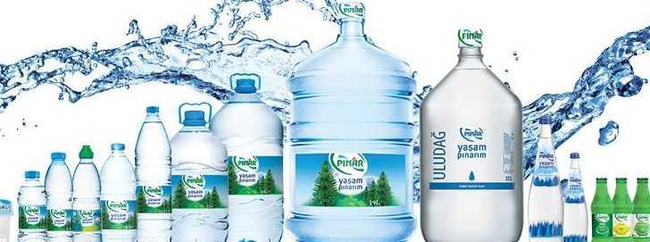 pınar su - Damacana Su Bayiliği Veren 10 Firma ve Şartları (2019)