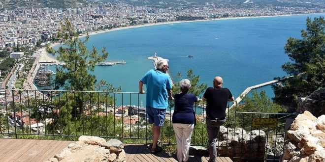 turistsayısı 660x330 - Türkiye'ye 180 Ülkeden Ziyaretçi Geliyor
