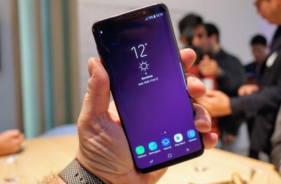 S9 - En Akıllı Android Telefonlar 2018 Fiyatları
