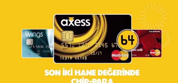 axess - Suriyeliler'e Kredi Kartı Veren Bankalar ve Şartları (Güncel Faizler)