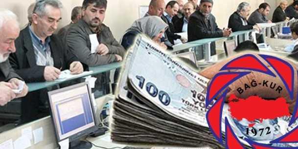 bağkur emeklilik - Ziraat Bankası Esnafa Emeklilik Kredisi