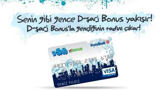 denizbank - Öğrenciye Yüksek Limitli Kredi Kartı Veren Bankalar 2019