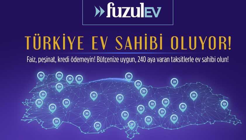fuzulev - Faizsiz Krediyle Ev Satan Firmalar (Sıfır Faiz)
