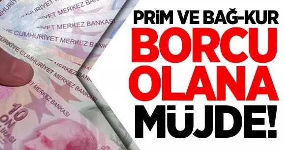 sgk prim borcu - Ziraat Bankası Esnafa Emeklilik Kredisi