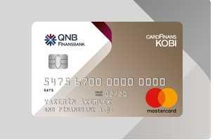 CardFinans KOBİ - Esnafa Yüksek Limitli 5 Kredi Kartı (250.000 TL.)