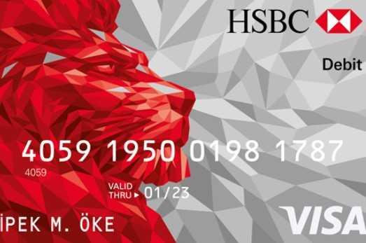 HSBC Bankası Hesap Numarası - Kartın Neresinde Hesap Numarası Yazar? (BANKAMATİK)