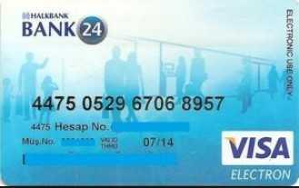 Halk Bankası Hesap Numarası