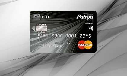 TEB Patron Kart  - Esnafa Yüksek Limitli 5 Kredi Kartı (250.000 TL.)