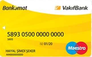 Vakıfbank Hesap Numarası
