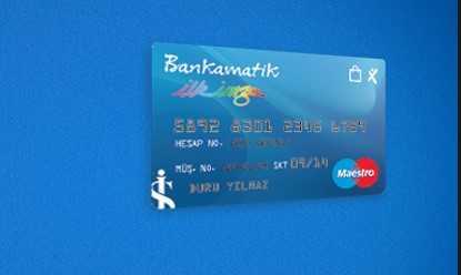 İş Bankası İlk İmza Kartı