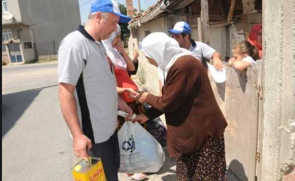 Erzak Yardımı - İstanbul Sosyal Yardımlaşma Vakfı İletişim Bilgileri ve Telefonu (Güncel)