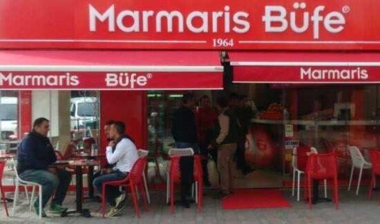 Marmaris Büfe Bayilik