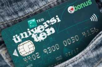 TEB ÜniversiTEB Bonus Card - Öğrenciler İçin En Avantajlı Kredi Kartları (Güncel Faiz Oranları)
