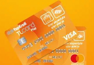 Yapı ve Kredi Bankası Play Kart