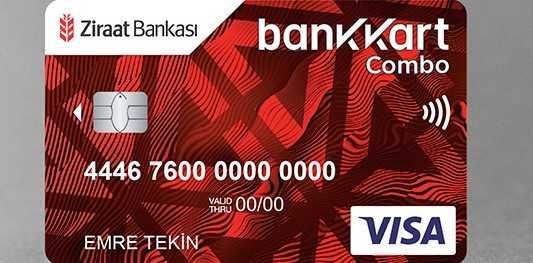 Ziraat Bankası Kredi Kartı Kurye Takibi
