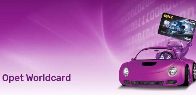Yapı Kredi Opet Worldcard