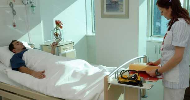 Özel Hastahane Acilden Yatış