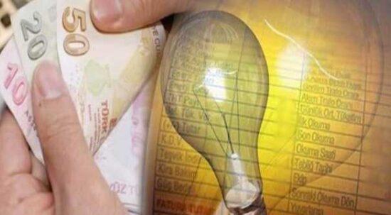 PTT Elektrik Faturası Yardımı Başvurusu Mart 2021