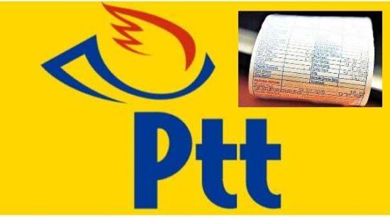 PTT Elektrik Faturası Yardımı