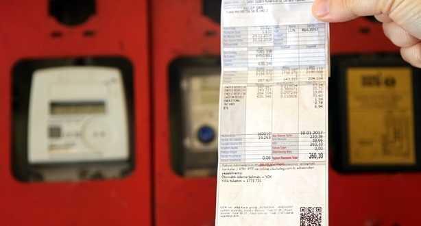 PTT Elektrik Faturası Yardımı Başvurusu